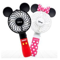 디즈니 컬러 선풍기