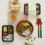 [무료배송] 밥심도시락 - 건강식단관리 혼밥세트 12팩(4종X3팩)