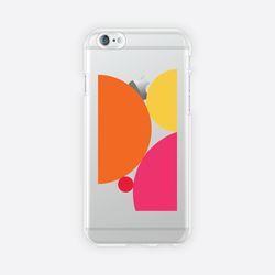 [아이폰 6 6s 7 8 젤리케이스] ABSTRACT PATTERN PHONE CASE - B