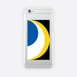 [아이폰 6 6s 7 8 젤리케이스] ABSTRACT PATTERN PHONE CASE - E