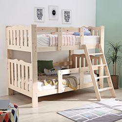 피노 원목 2층 침대 +포켓매트리스