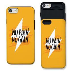[아이폰7+] NO PAIN NO GAIN S3123A 슬라이더