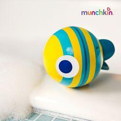 먼치킨 목욕놀이 스피닝 피쉬