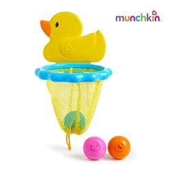 먼치킨 목욕놀이 물오리 농구대