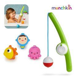 먼치킨 낚시놀이 목욕장난감