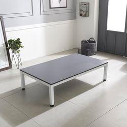자이 책상겸테이블좌식그레이 1500x800