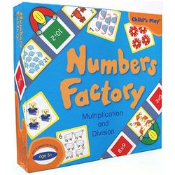 숫자 공장 Number Factory 보드게임