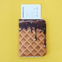 [~8/31까지] 와플초코 드리미 여권케이스DREAMI PASSPORTCASE