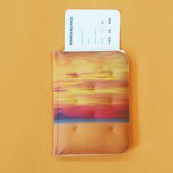 [~8/31까지] 오렌지해변 드리미 여권케이스DREAMI PASSPORTCASE
