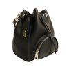 BUCKET M BLACK- SHOULDER  BAG