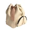 BUCKET M IVORY- SHOULDER BAG
