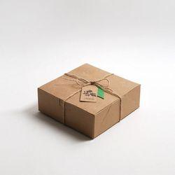 크라프트 선물상자 3호(5개)