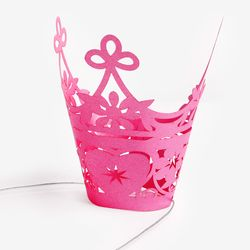 공주니까 로즈 핑크 블라썸 왕관