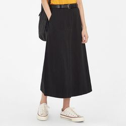clean long skirt (s m)