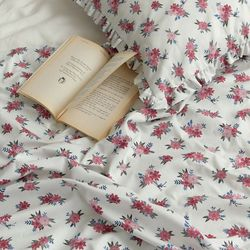 [Fabric] Bennet Floral Pattern Cotton (베넷 플로랄)
