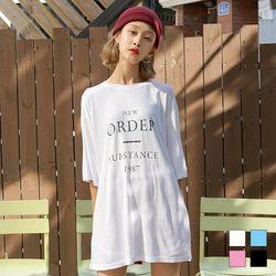 2245 ORDER 반팔 티셔츠 (4colors)