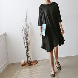 A-line Swing Dress