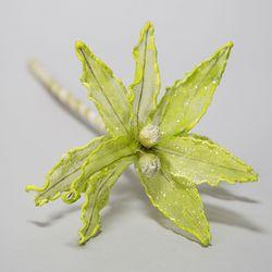 초록 야자수 봉(30cm)