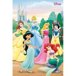160747 디즈니 프린세스 포즈 (91x 61)(액자상품)
