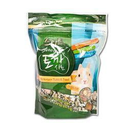 스위트 토끼 사료 700g(어린토끼용)