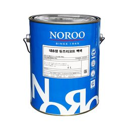 노루페인트 곰팡이 결로방지 수성페인트 듀프리코트 (무광) 4L