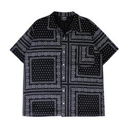 페이즐리 셔츠 2color