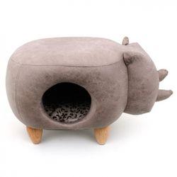 펫모닝 코뿔소 하우스