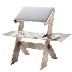 스탠드용 노트북 거치대 스탠딩 키높이 높이조절