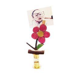 DIY유치원만들기 꽃 메모집게 만들기 어린이집만들기재료