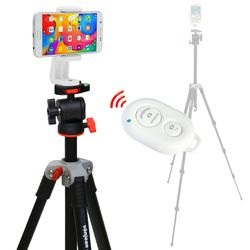 VT-340S 스마트폰삼각대+VCM-W563G 홀더+S3 리모컨SET
