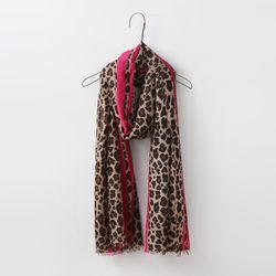 Leopard It Scarf