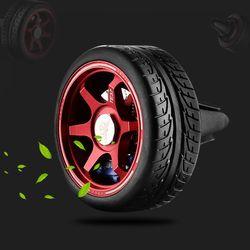 휠디자인 타이어 차량방향제