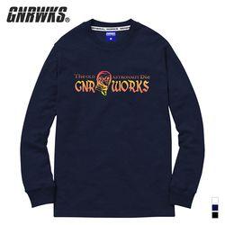 18FW 롱슬리브 티셔츠 GNL103