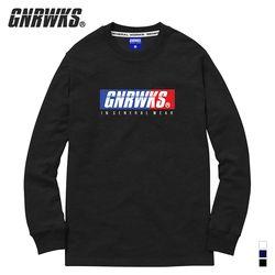 18FW 롱슬리브 티셔츠 GNL105