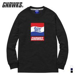 18FW 롱슬리브 티셔츠 GNL110