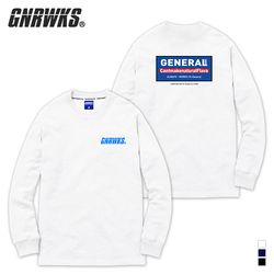 18FW 롱슬리브 티셔츠 GNL112