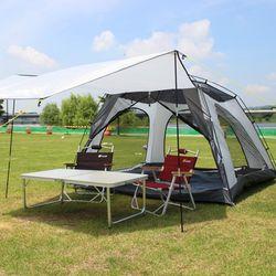 델로스 선블럭 캐노피 텐트 캠핑 낚시 야외