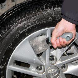 자동차용품 세차용품 타이어청소솔