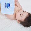 웨일 아기 목욕타올