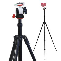 VT-343TF 키큰 하이엔드 카메라 삼각대 (max165cm)