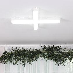 LED 트윈 4등 일체형