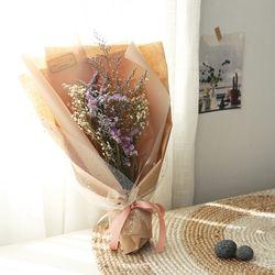 사랑한다는말대신 스타티스 안개꽃다발 [2color]