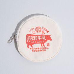 밀키원형파우치(Milky Coin Pouch)4[d2]