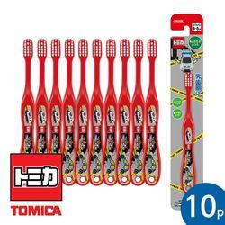 토미카 15 유아용 칫솔 STEP2(35세) 10P 세트