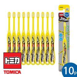 토미카 15 유아용칫솔 STEP1(03세) 10P세트