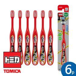 토미카 15 유아용 칫솔 STEP2(35세) 6P 세트
