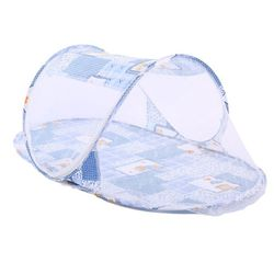 원터치 텐트형 아기 모기장