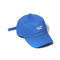 웨이브 커브캡-블루