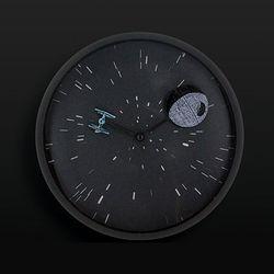 [영국 팔라돈정품] 스타워즈 렌티큘러 벽시계