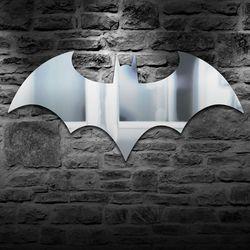 DC코믹스 배트맨 로고 벽걸이 거울 (영국 팔라돈정품)